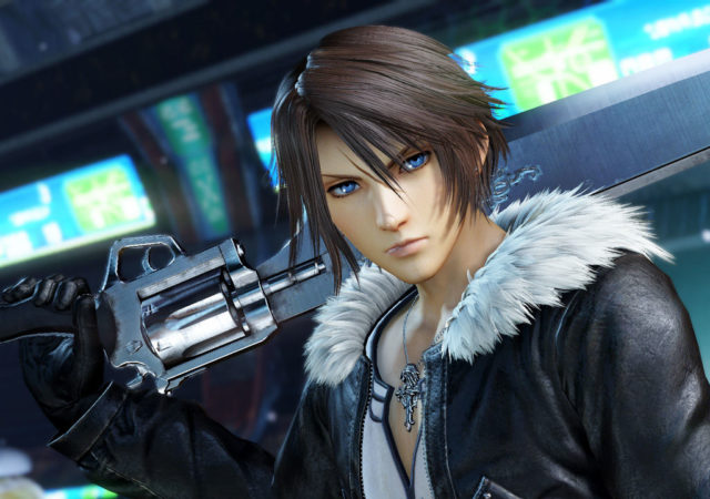 Square Enix Final Fantasy VIII