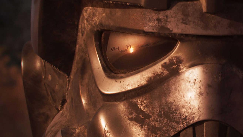 Star Wars: Squadrons casque de Varko Grey