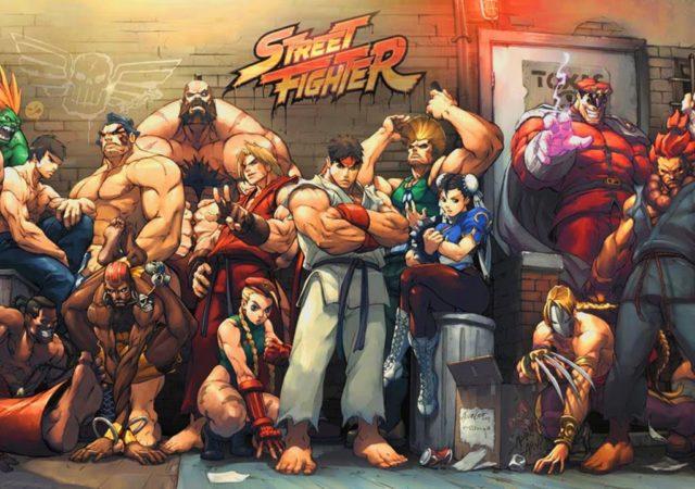 Street Fighter - le casting au complet