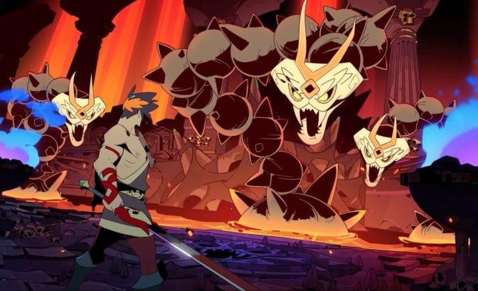 Hades - Supergiant Games