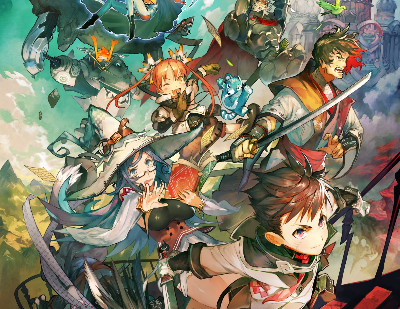 Test du jeu RPG Maker MV sur PS4