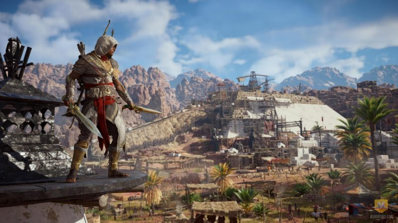 The Witcher 3 : Wild Hunt - Assassin's Creed Origins
