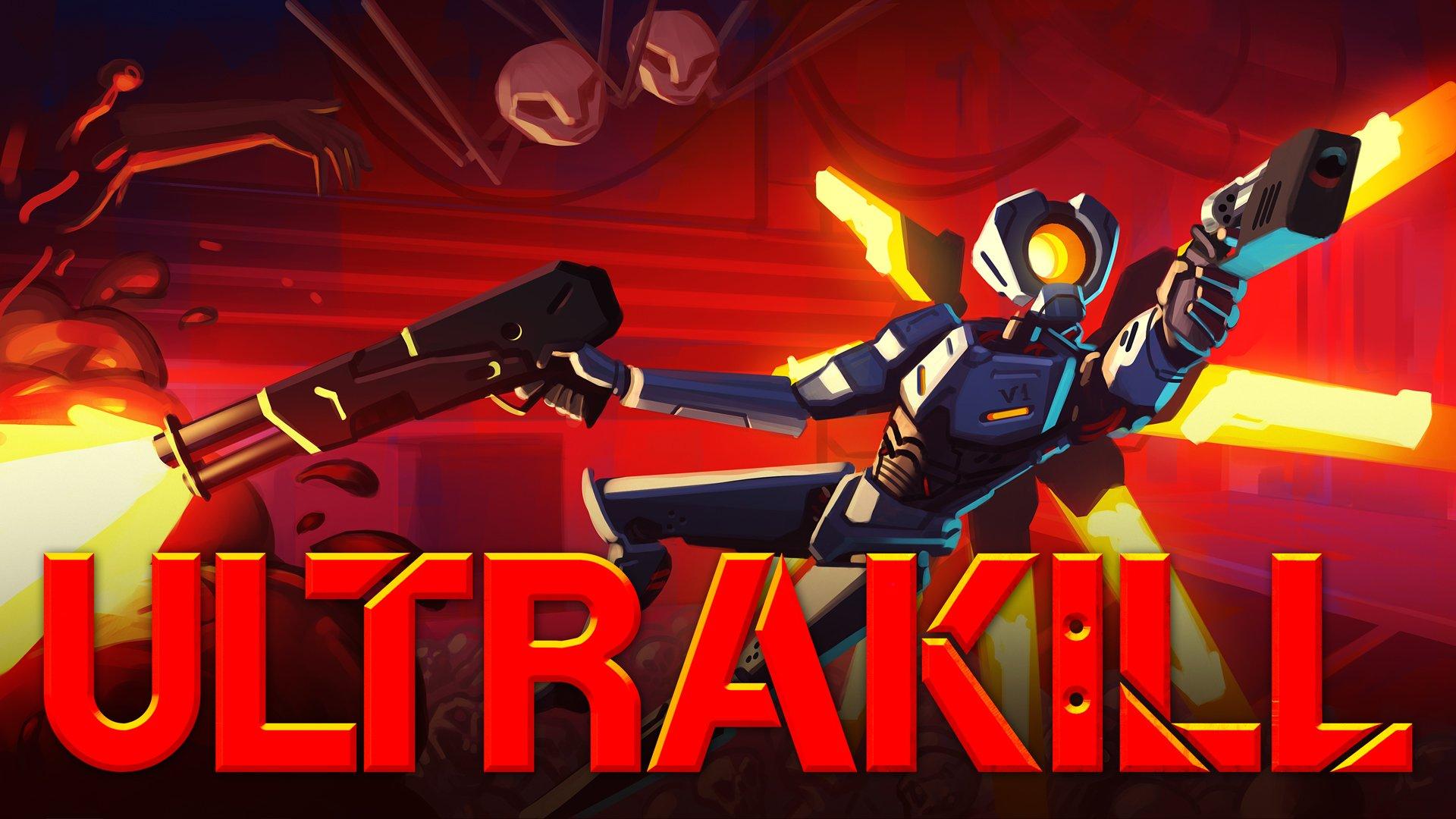 ULTRAKILL logo