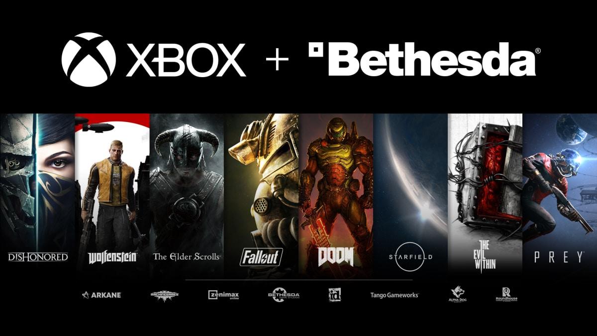 Microsoft rachète les studios Bethesda