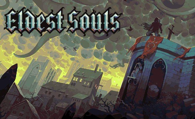 Eldest Souls - Un homme seul face aux dieux