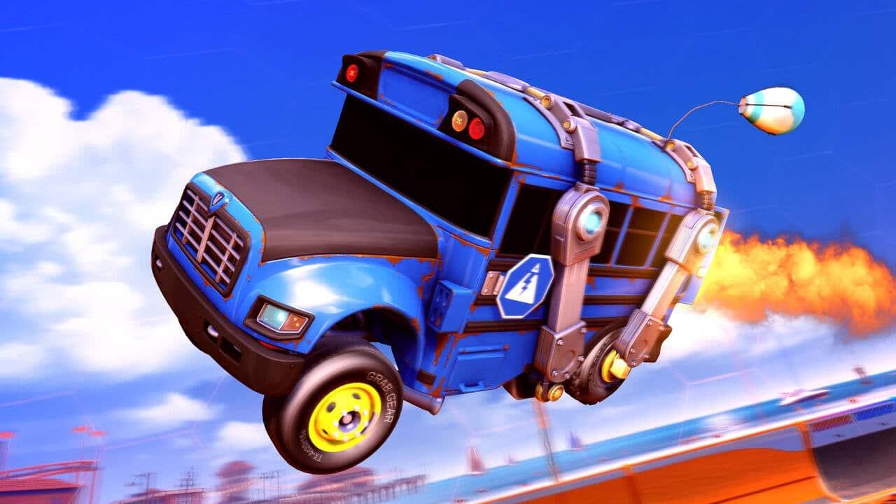 Epic Games Store Rocket League xfortnite