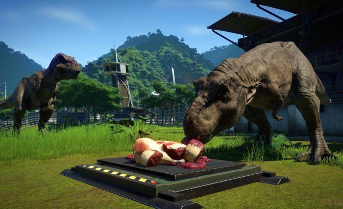 Jurassic World Evolution Complete DLC secret du docteur Wu