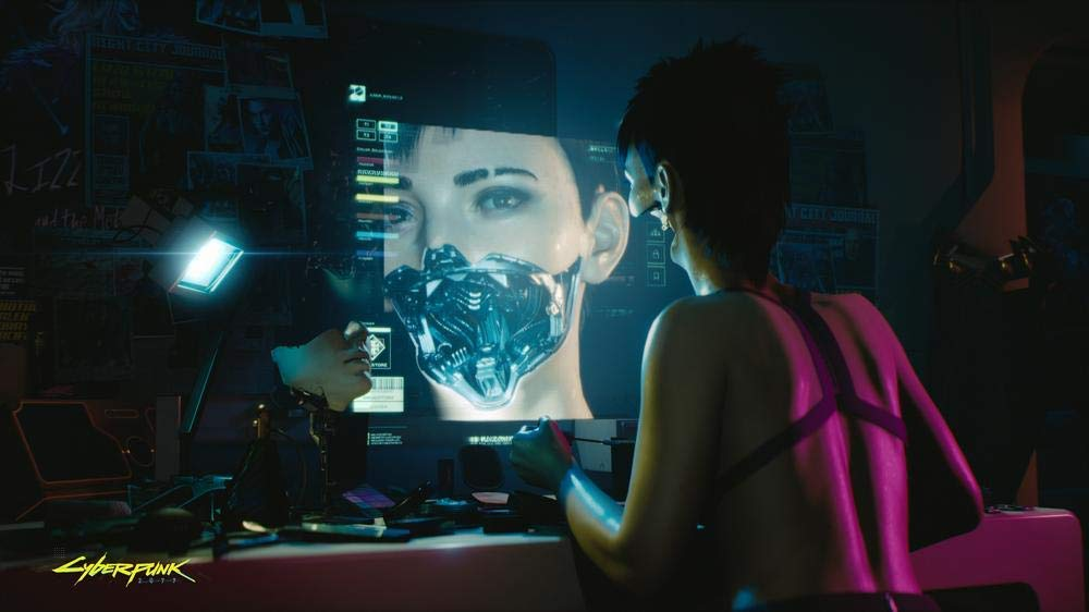 Cyberpunk 2077 crunch