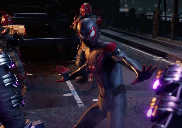 Une nouvelle vidéo de gameplay pour Spider-Man: Miles Morales