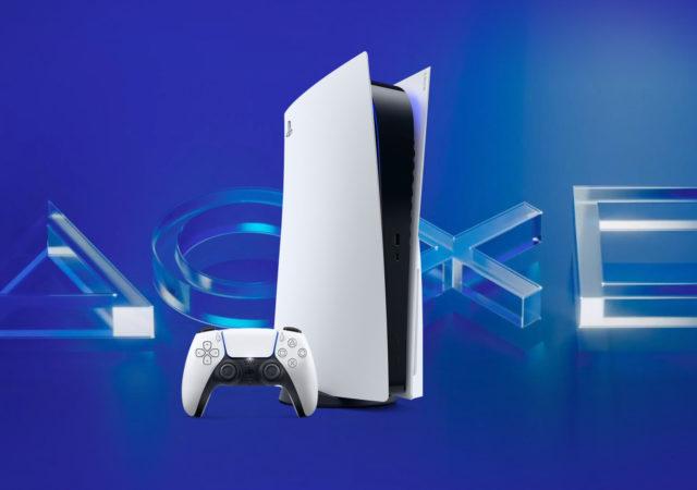 PS5 PlayStation 5 et Dualsense