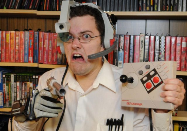 Angry Video Game Nerd gadgets