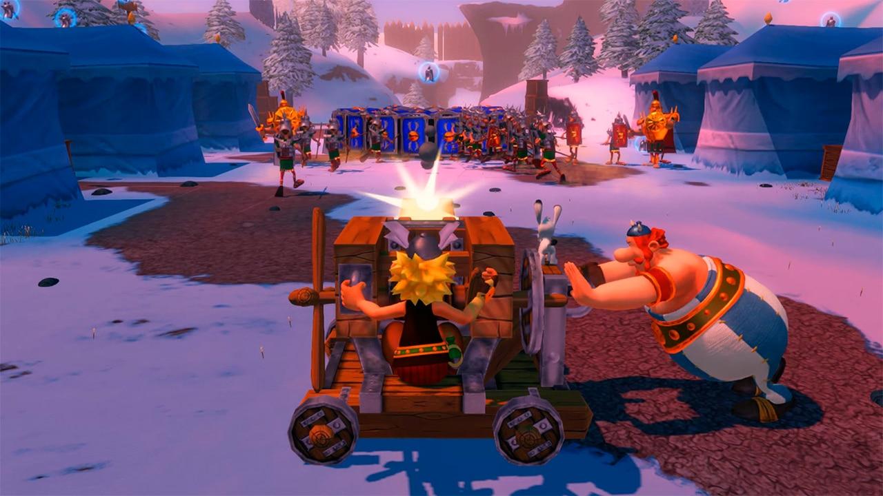 Astérix & Obélix XXL Romastered - Un mode pour les rétro-gamers