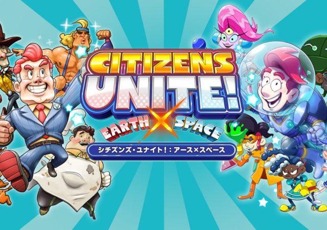 Citizens Unite: Earth x Space - 2 RPG 2 univers
