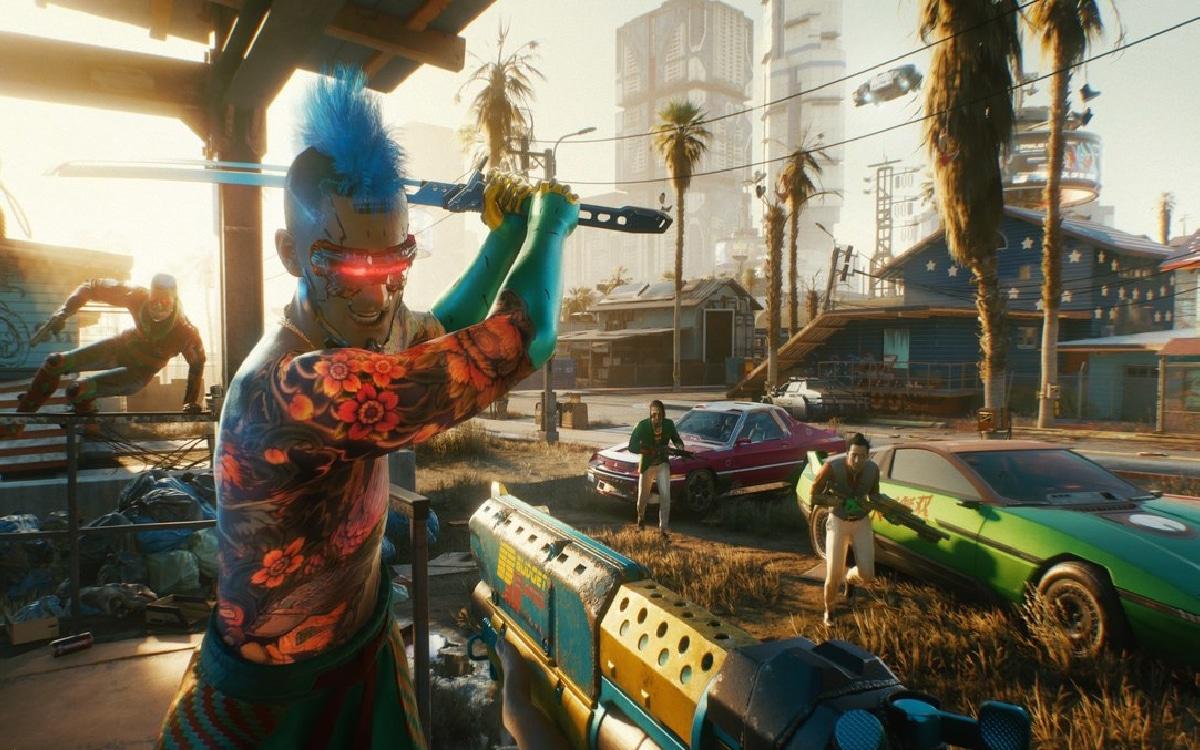 crunch Cyberpunk 2077