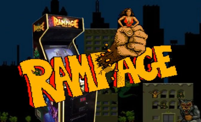 Dawn of Monsters - Rampage
