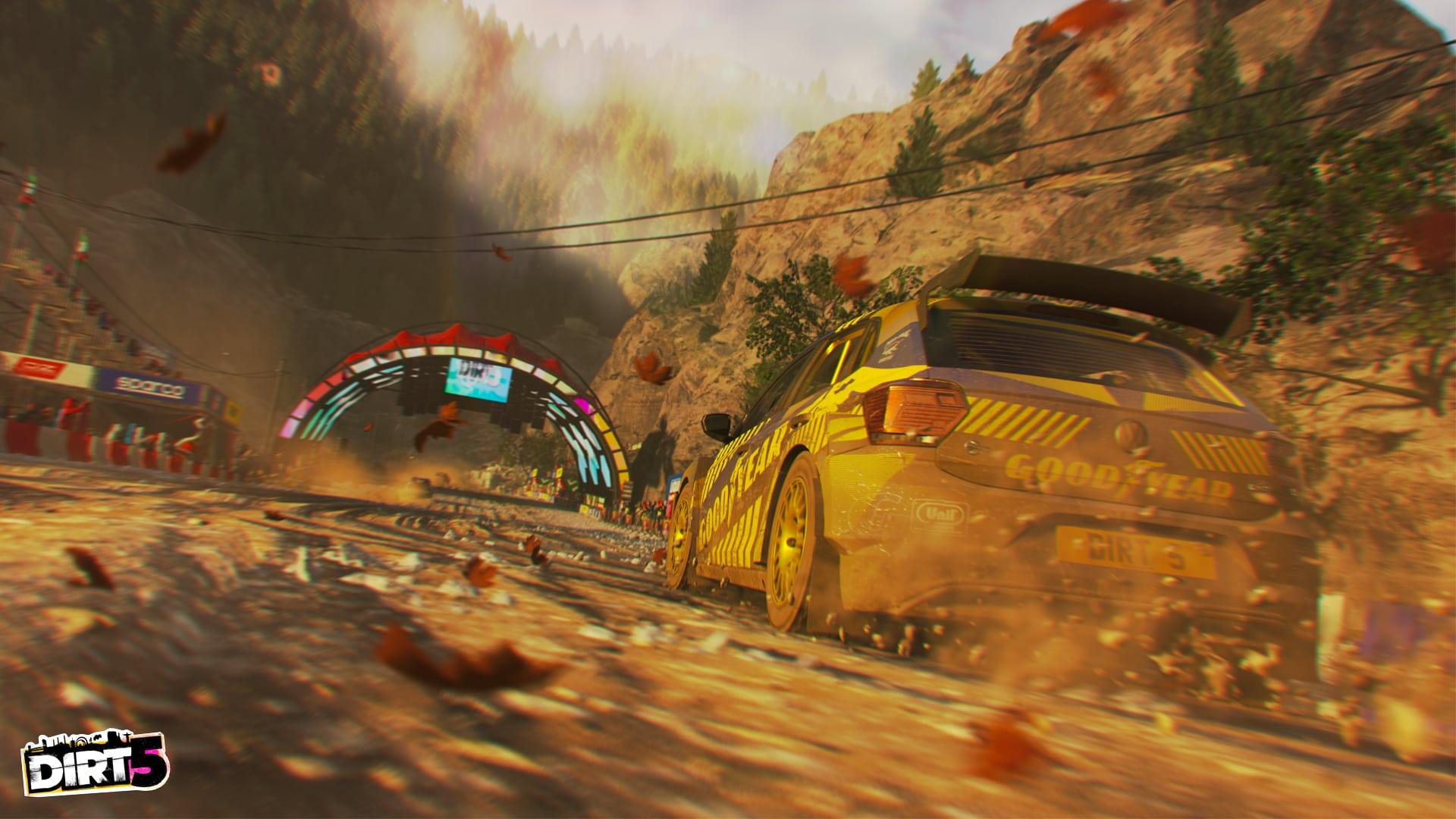 Dirt 5 - Présentation du mode Rally Raid