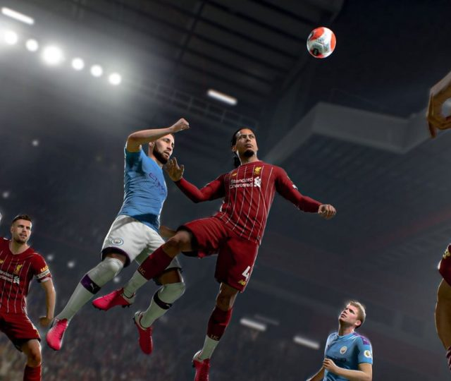 Test du jeu Fifa 21