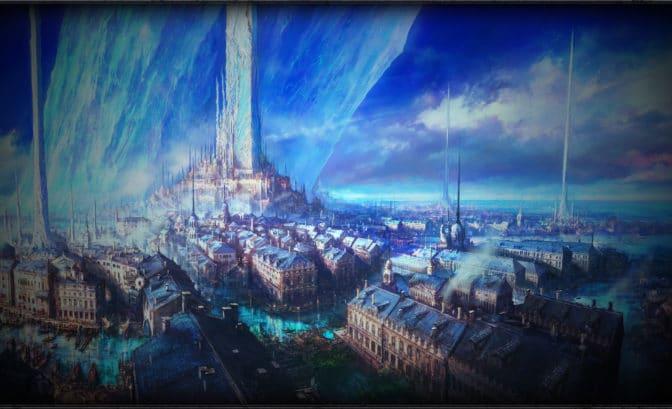 Final Fantasy XVI ville