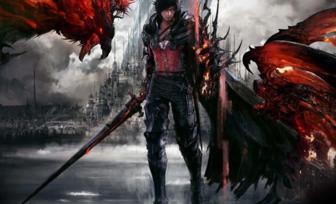 Final Fantasy XVI Clive