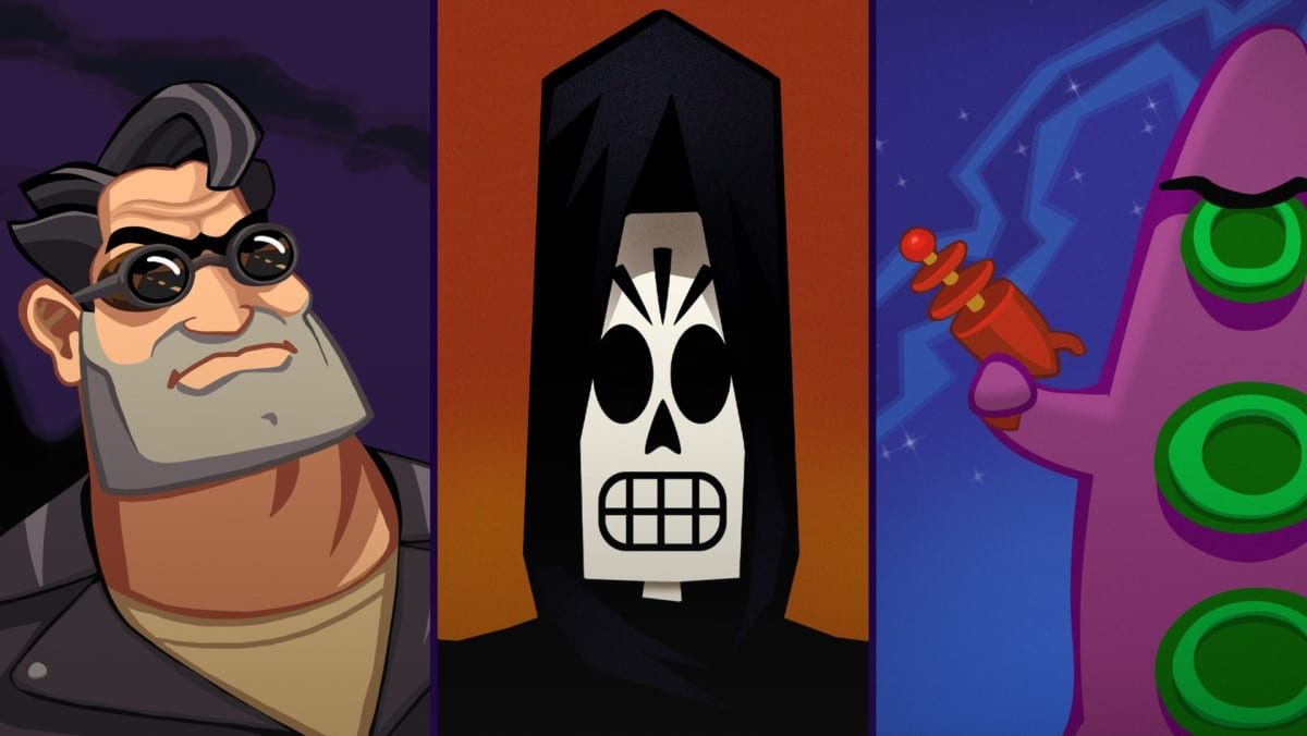 Full Throttle, Day of the Tentacle et Grim Fandango : une date de sortie sur Xbox One et le Windows Store pour les Remastered