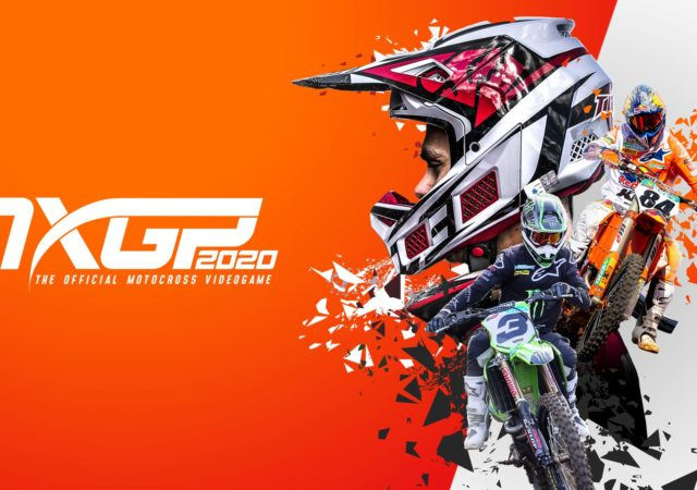 MXGP 2020 - artwork