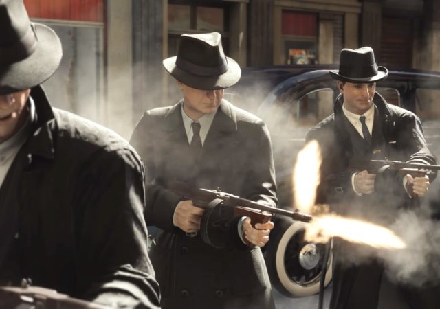 Test du jeu Mafia: Definitive Edition