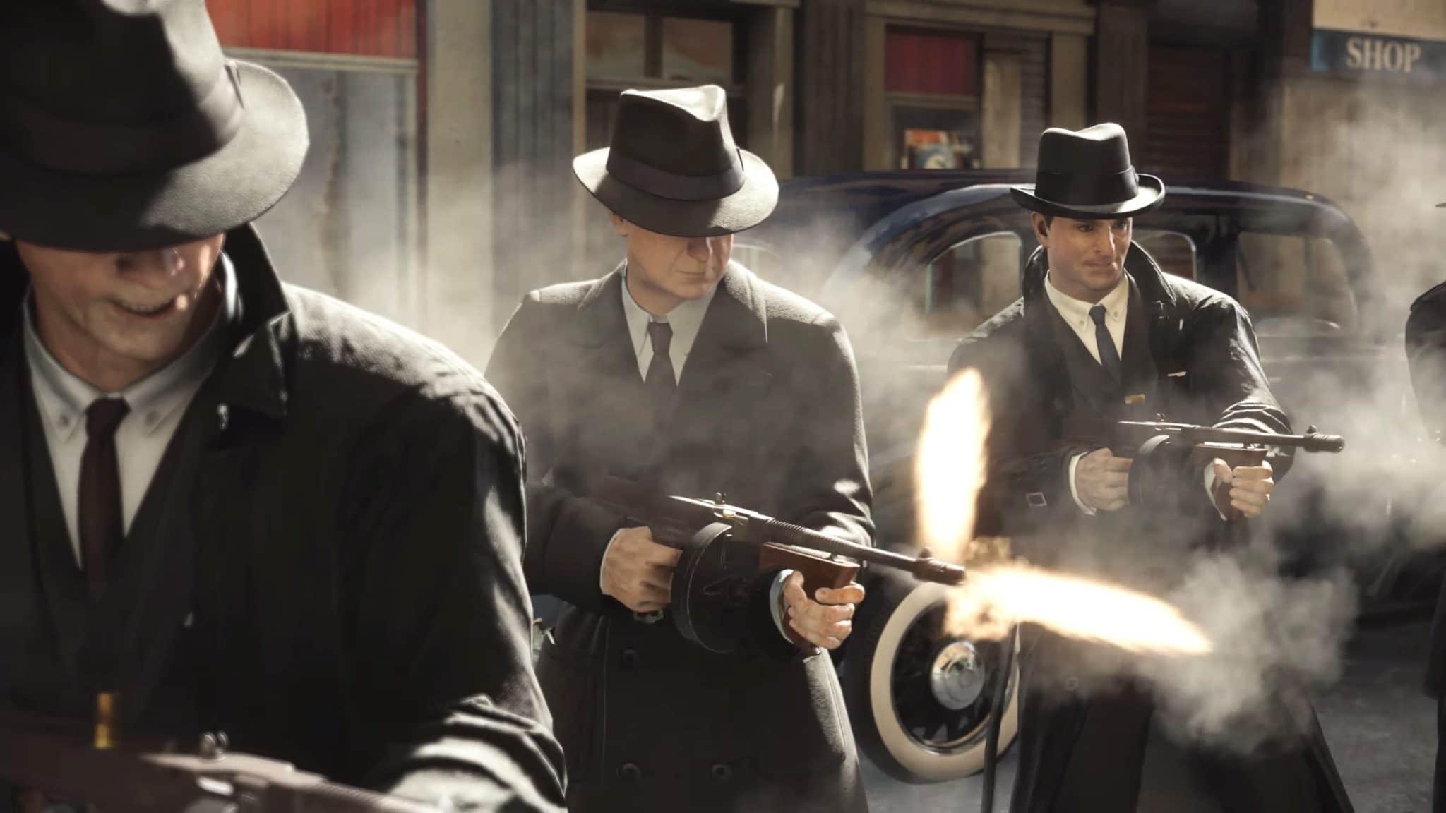 Test du jeu Mafia: Definitive Edition