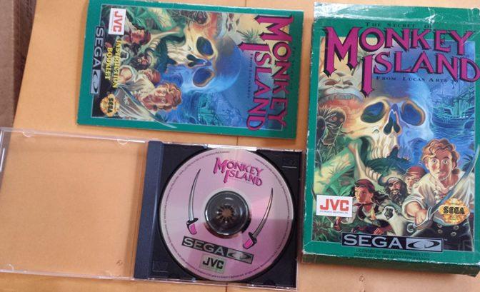 Monkey Island - The Secret of Monkey Island