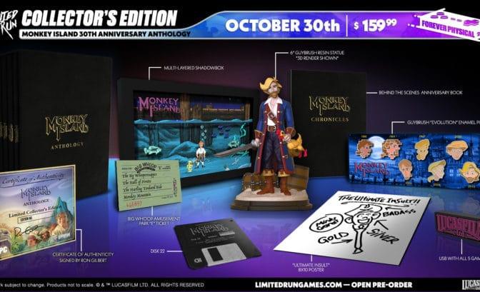 Monkey Island - Monkey Island Anthology box set