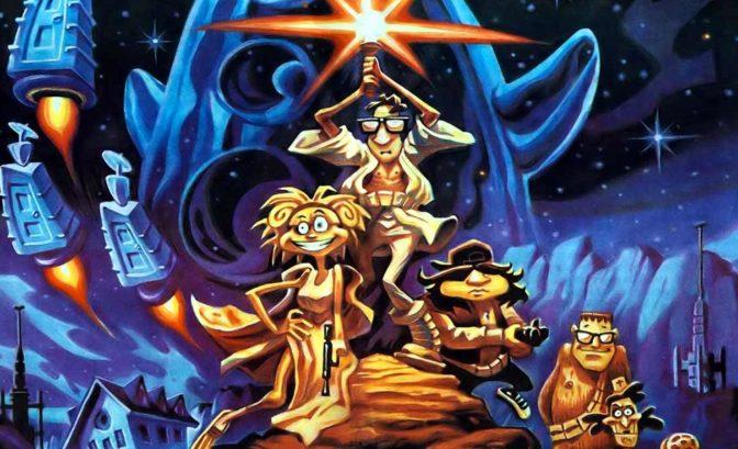 Monkey Island - Lucas Arts