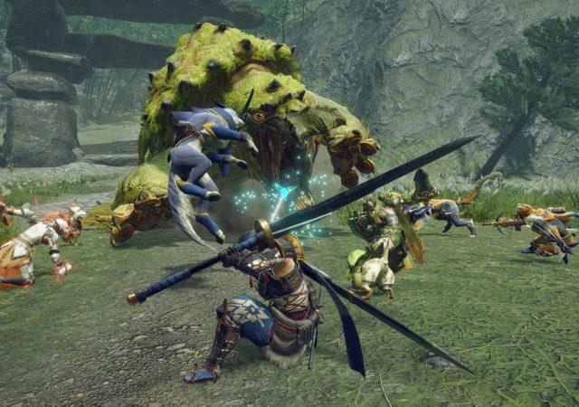Monster Hunter Rise - Attaque en multi