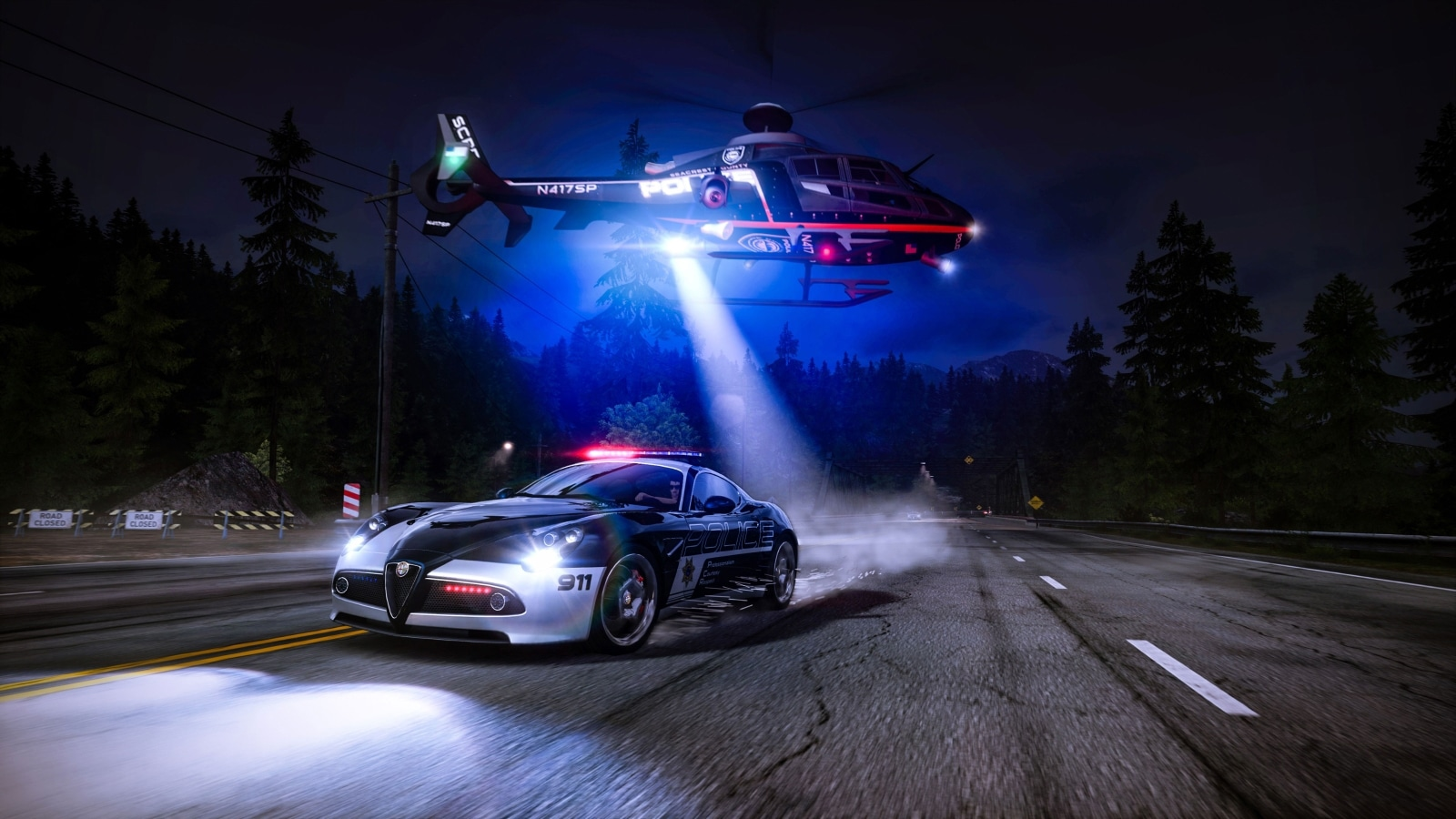 Need for Speed : Hot Pursuit Remastered officiellement annoncé en images et vidéo