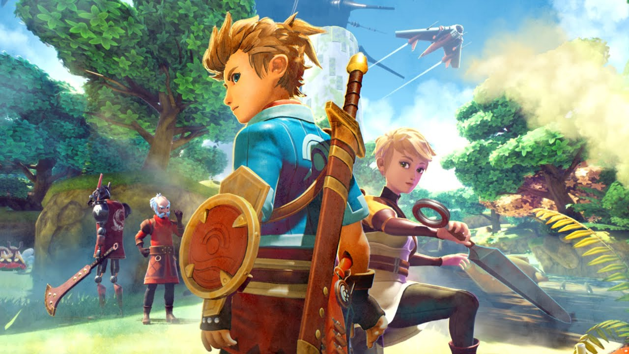 Oceanhorn 2: Knights of the Lost Realm - Héros et villains