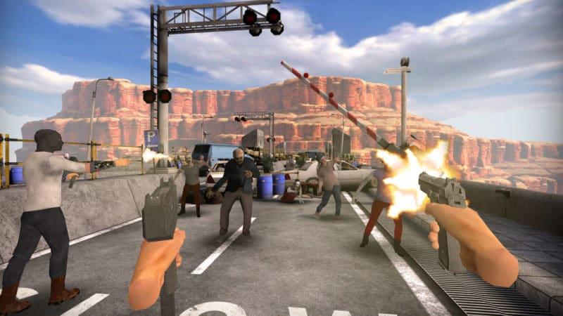 Oculus Quest 2 - Arizona Sunshine