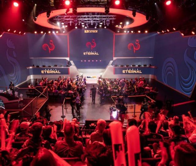 Overwatch League 2020 et départ de joueurs chez Paris Eternal