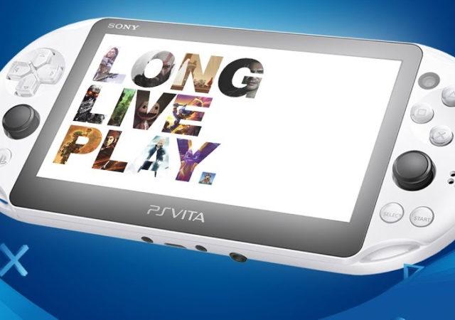 PS Vita Blanche