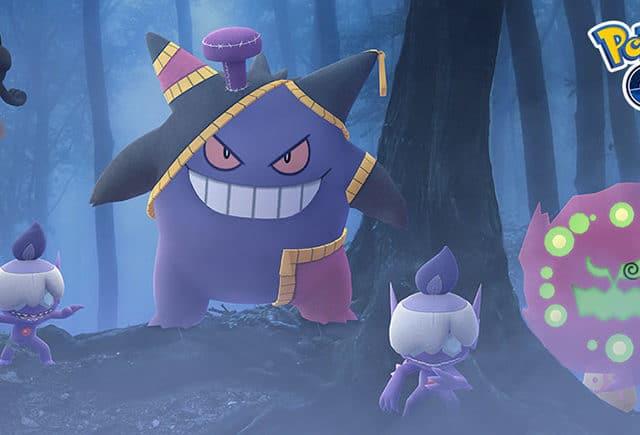 Pokémon GO - Halloween