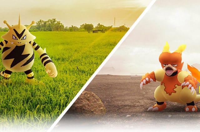 Pokémon GO annonce des deux journées de la communauté de novembre 2020