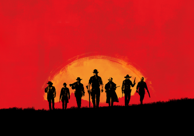Red Dead Redemption fond d'écran