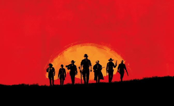 Red Dead Redemption fond d'écran