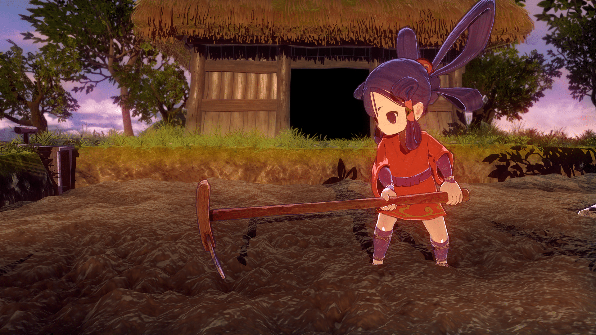 Sakuna: Of Rice and Ruin dévoile sa date de sortie française