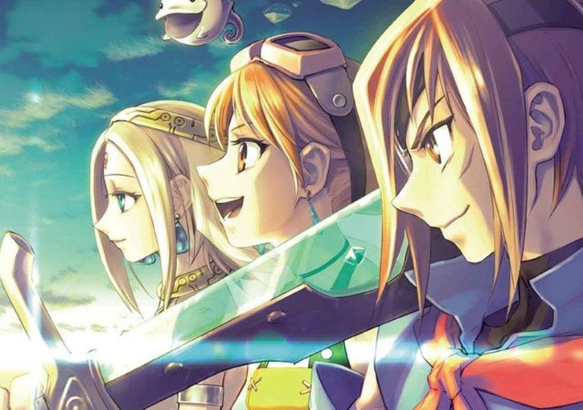 Skies of Arcadia - Un trio mythique