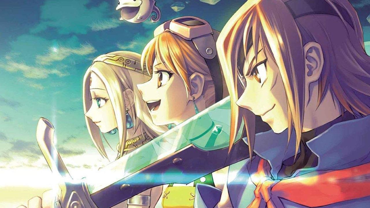Skies of Arcadia - Un trio mythique