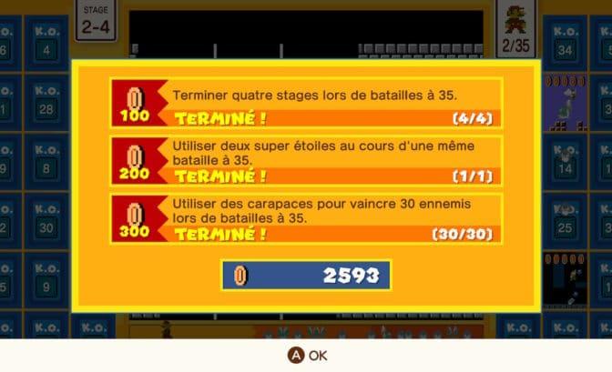 Super Mario Bros. 35 - Missions quotidiennes