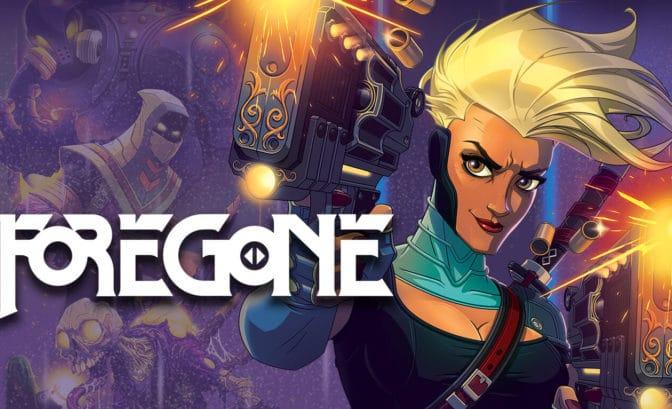Logo du jeu Foregone