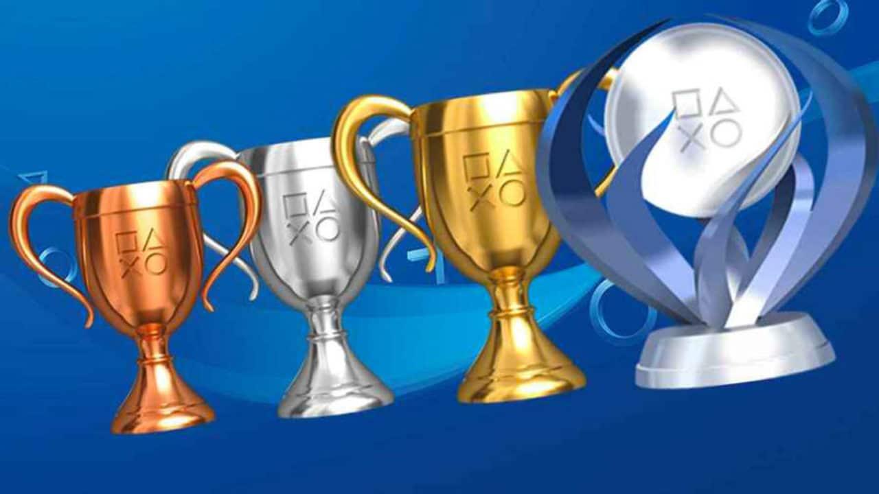 Système des trophées de PlayStation