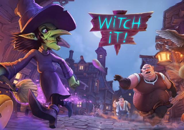 Witch it image du jeu
