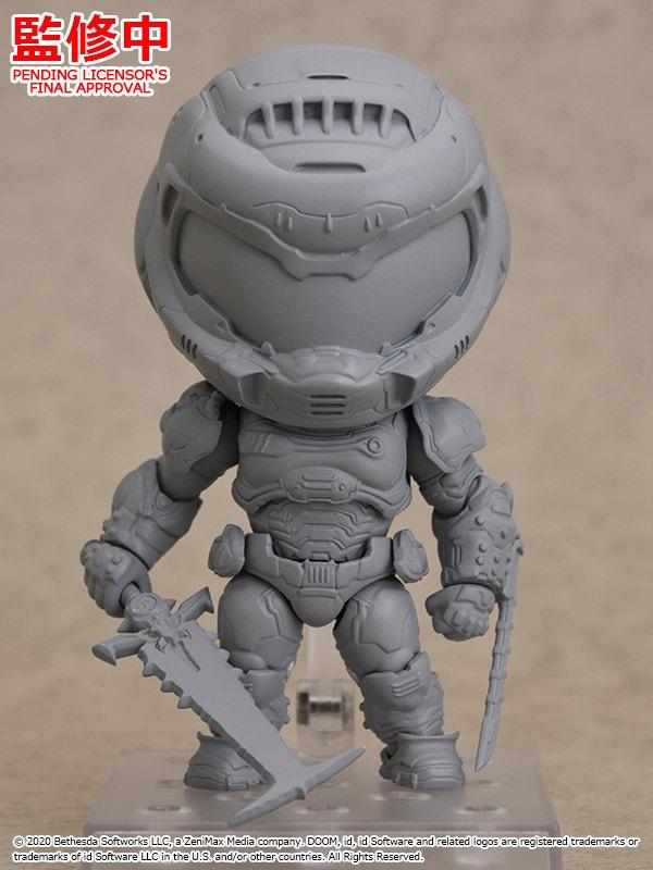DOOM slayer Nendoroids Proto