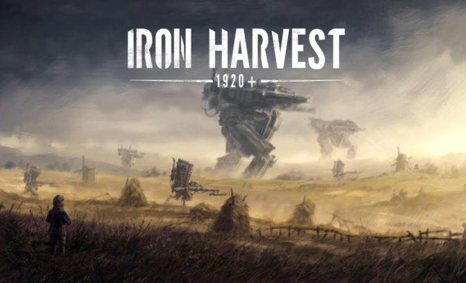 Iron Harvest - les machines s'en vont en guerre