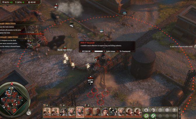 Iron Harvest - En pleine campagne